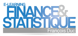 E-learning Finance et Statistique